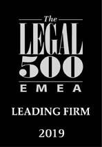 Walter Billet Avocats promoted Tier 2 in The Legal 500 for IT, Telecoms & Internet