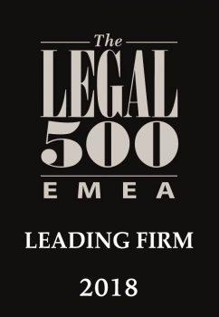 Walter Billet Avocats intègre le classement The Legal 500 en IT, Télécoms & Internet